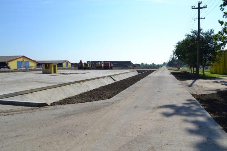 Izgradnja spoljnog vodovoda i kanalizacije 1
