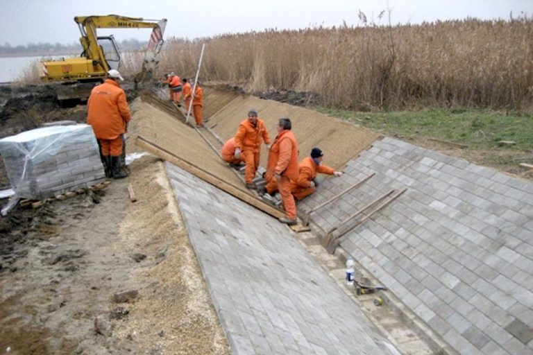 Izgradnja spoljnog vodovoda i kanalizacije