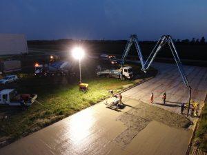 Gomex betoniranje 1