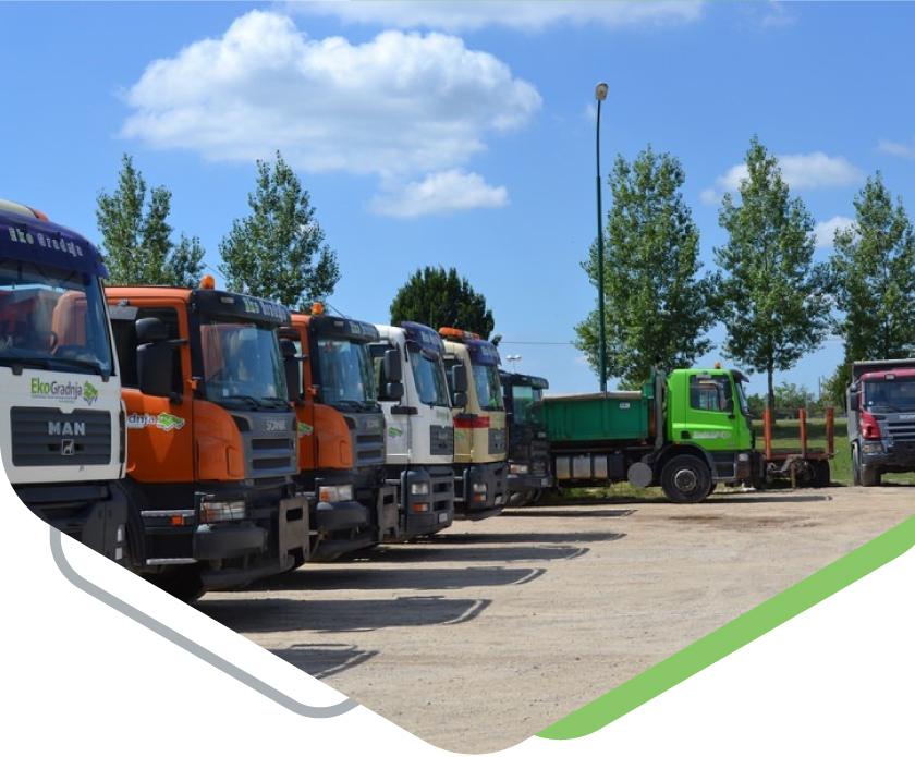 Proizvodnja i transport rasutog građevinskog materijala