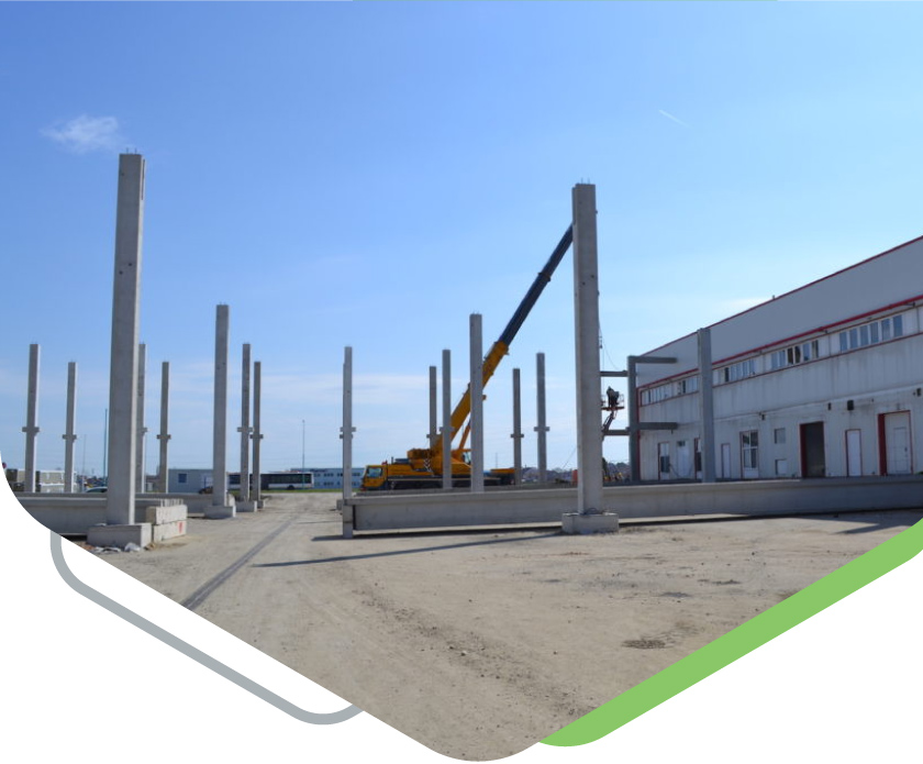 Izgradnja industrijskih i poljoprivrednih objekata