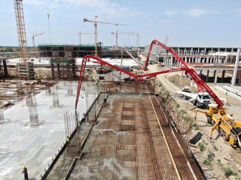 Ekogradnja Isporuka betona Ling Long Zrenjanin 3