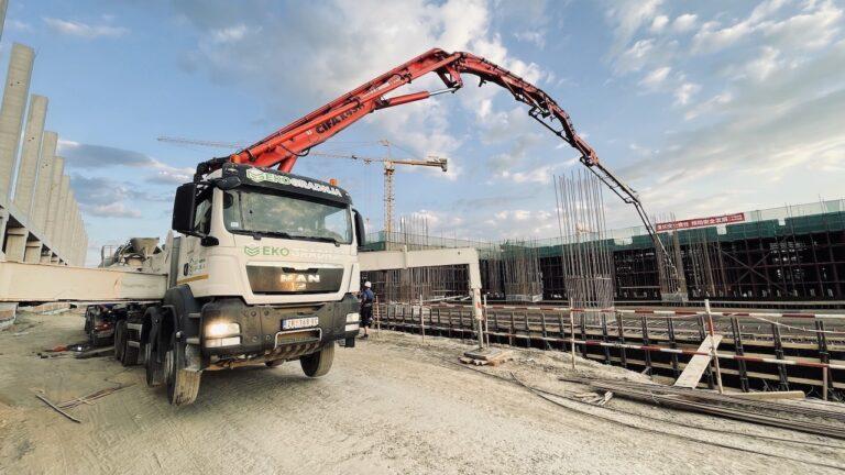 Ekogradnja Isporuka betona Ling Long Zrenjanin 7