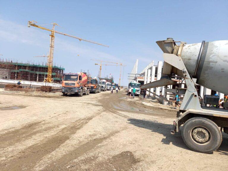 Isporuka betona LingLong